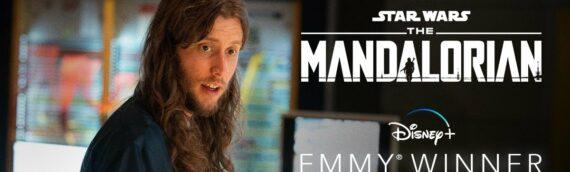 """The Mandalorian"" remporte 2 Emmy Awards supplémentaire"