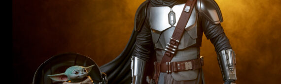 Sideshow Collectibles – The Mandalorian Premium Format