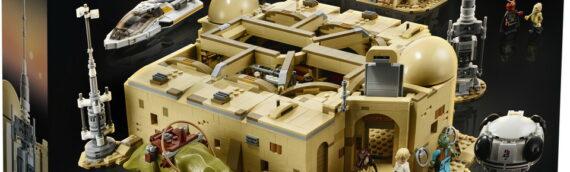 LEGO Star Wars 75290 – Mos Eisley Cantina disponible pour les membres VIP