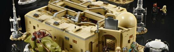 LEGO Star Wars 75290 – Mos Eisley Cantina