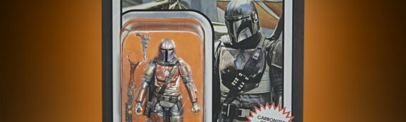 HASBRO – Star Wars The Vintage Collection Carbonized Collection