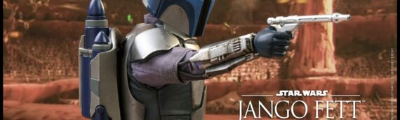 HOT TOYS – Jango Fett Sixth Scale Figure