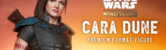 Sideshow Collectibles – Cara Dune Premium Format