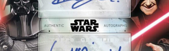 Topps : Star wars Signatures Series 2021
