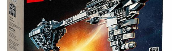 "LEGO – ""Star Wars 77904 Nebulon B-Frigate"" l'excu SDCC se dévoile"
