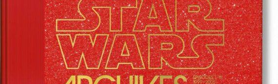 "[Beau Livre] Unboxing vidéo du livre ""Star Wars Archives: Eps I-III: 1999-2005"""