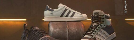 Adidas – The Mandalorian : 8 nouvelles paires de basket à partir du 1er Novembre