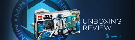 [Mintinbox Open the Box] LEGO 75253 Droid Commander