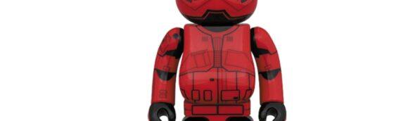 BEARBRICKS – Sith Trooper 100% & 400%