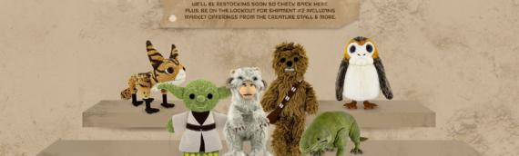 Star Wars Galaxy Edge – De nouveaux produits disponible dès demain sur le ShopDisney