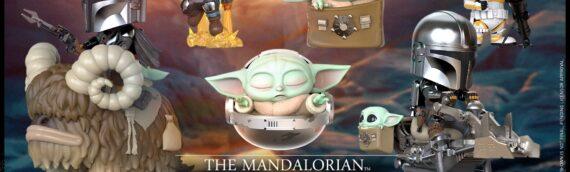 Hot Toys – Cosbaby : Toute une gamme de figurines en lien avec The Mandalorian