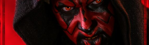 Hot Toys : La version de production de Darth Maul du film Solo
