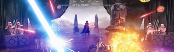 ILMxLAB – NOMADIC : Une version Lightsaber Dojo basée sur le 3ème épisode de Vader Immortal