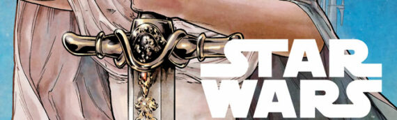 """Les 10 premières pages de l'adaptation en Manga de """" Leia: Princess of Alderaan"""""""