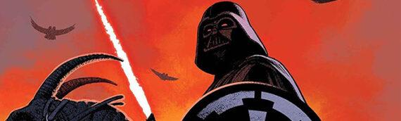 Star Wars en Direct – Littérature – Vador : Sombres Visions