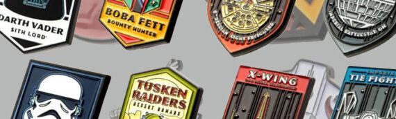 Salesone Studios – Amerang : Toute une collection des Pin's bientôt disponible