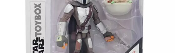 ToyBox : The Mandalorian et The child sont disponibles