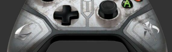 Microsoft : Une manette Xbox aux couleurs de The Mandalorian