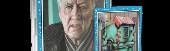 Topps – Star Wars living set : The Client et un droïde pour cette nouvelle semaine.