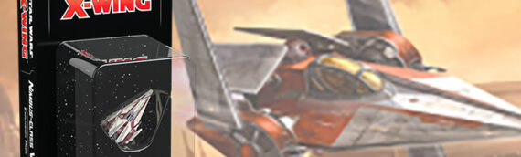 Fantasy Flight Games : Une nouvelle extension, le Nimbus-class V-Wing