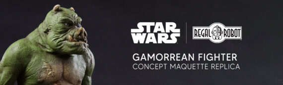 Regal Robot – The Mandalorian – Gamorrean Fighter Concept Maquette Replica