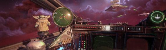 The Mandalorian envahit les jeux vidéos Star Wars !!!