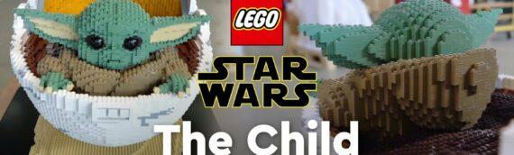 LEGO – Le child version Life-Size dévoilé dans une vidéo