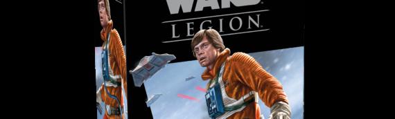 Fantasy Flight Games – Legion : Le commandant Luke en édition limitée