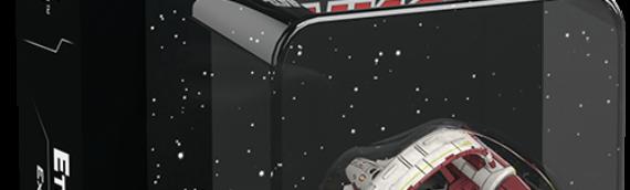 Fantasy Flight Games : Nouvelle extension Jedi Interceptor Eta-2-Actis pour son jeu Xwing