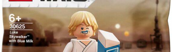 LEGO – Polybag Star Wars 30625 Luke Skywalker Blue Milk