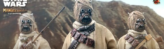 HOT TOYS – Tusken Raider (The Mandalorian) Sixth Scale Figure