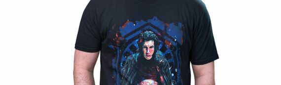 Star wars Celebration Store : 11 Badge Arts Tee shirts