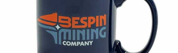"""Star Wars Celebration Store – """"Bespin Mining Compagny"""""""