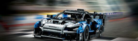 LEGO Technic – 42123 McLaren Senna GTR