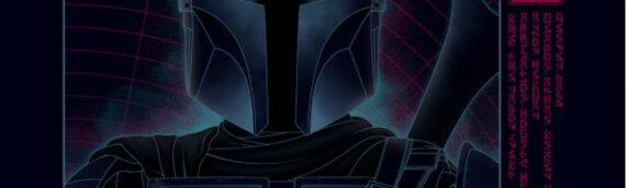BNG : Un artprint lenticulaire de Mando