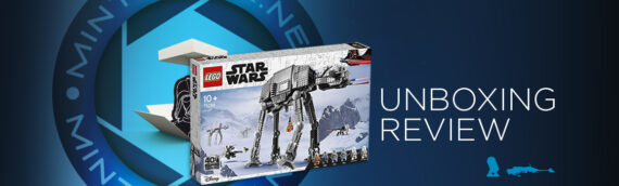 [Mintinbox Open the Box] LEGO Star Wars 75288  AT-AT