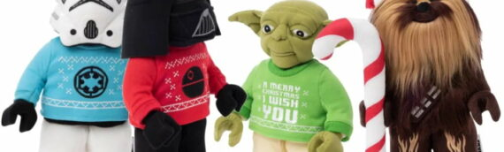 Lego : Les peluches Holiday Special sont disponibles