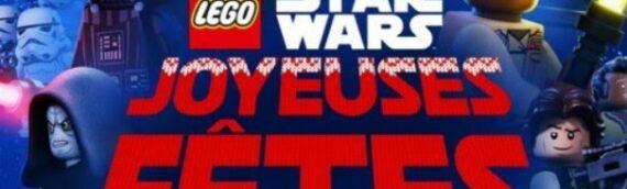 Disney+ : Une affiche et une bande annonce pour le holiday Special Lego Star wars