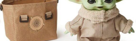 Mattel : Une deuxième version de sa peluche de The Child