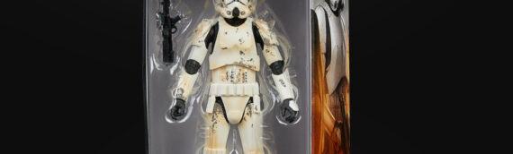 Hasbro – The Black Series : Le Remnant trooper dévoilé pour ce nouveau Mando Mondays