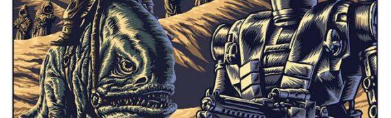 ACME Archives: 3 nouveaux Artworks basés sur The Mandalorian