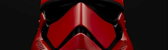 HASBRO – The Black Series Captain Cardinal Helmet from Galaxy's Edge