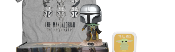 Wootbox : Une box spéciale The Mandalorian