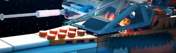 LEGO – Une nouvelle vidéo de Noël avec Poe Dameron et son X-Wing