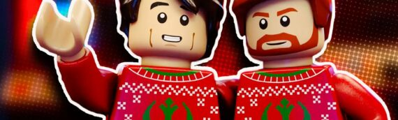 LEGO Star Wars Holiday Special est disponible sur DISNEY+