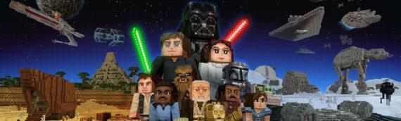 MINECRAFT : Une Nouvelle DLC Star wars