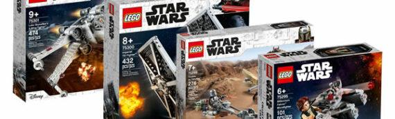 Les nouveautés LEGO Star Wars 2021 bientôt disponible