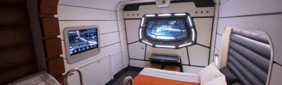 Disney dévoile les chambres de l'hotel Star Wars Galactic Starcruiser de Walt Disney World