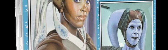 Topps Star wars Living Set : Une Twi'lek et une Jedi pour cette nouvelle semaine