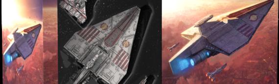 Fantasy Flight Games : Star Wars Armada – Galatic Republic Fleet Starter
